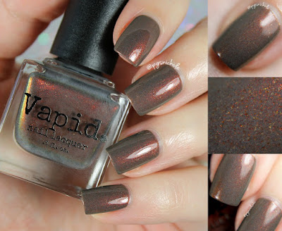 Vapid Lacquer Smoke Screen