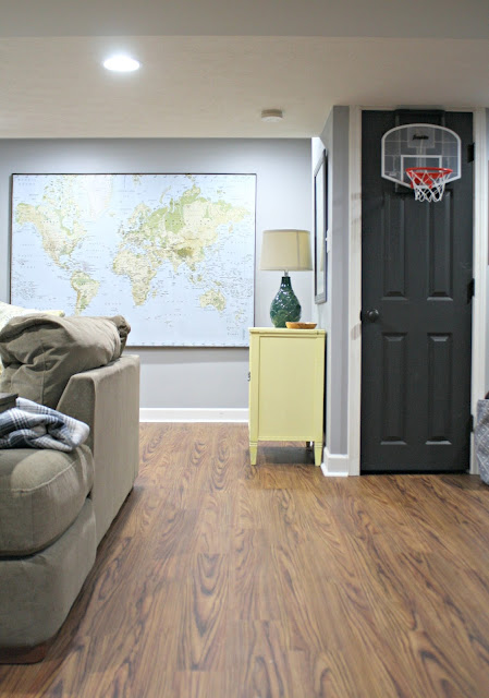 flooring perfect for basement