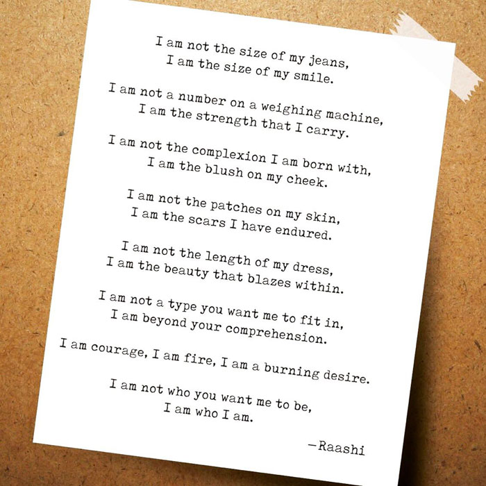 Raashi Khanna Poem