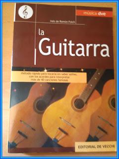 Libro para aprender a tocar la guitarra para ganar un sorteo en el blog de acordes de guitarra.