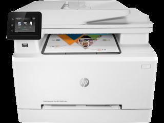 Drivers HP Color LaserJet Pro MFP M281cdw download Windows 10, Mac, Linux