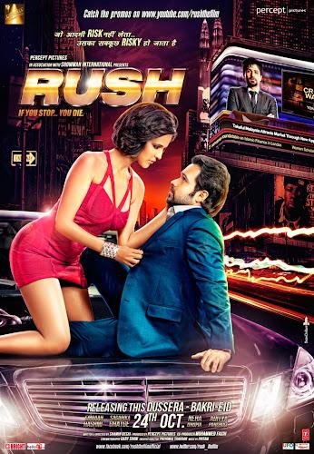 Rush (2012) Movie Poster