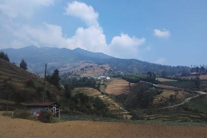 Pendakian Gunung Prau Via Wates Temanggung