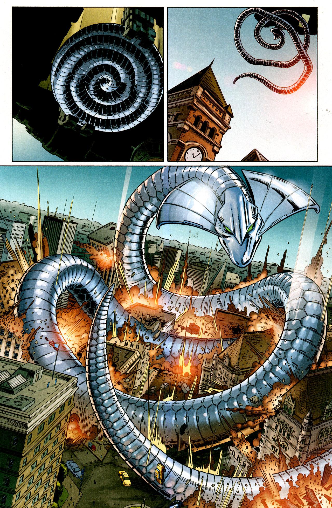 Read online Wonder Woman (2006) comic -  Issue #43 - 11