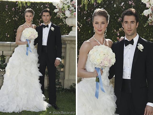 Ensaio de casamento Emily e Daniel - Revenge