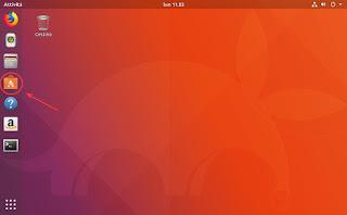 Icona Software Center Ubuntu