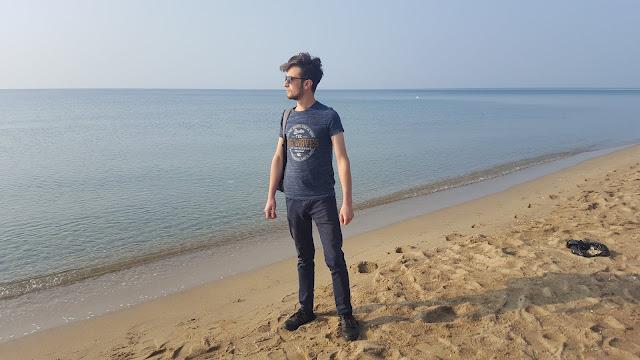 Balıkesir Ayvalık Sarımsaklı Plajı