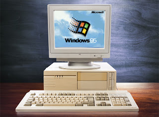 old PC Windows95