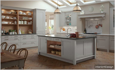 Classic Kitchen Decorations for Luxury Homes 19