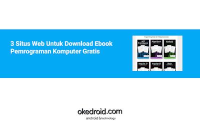 3 Situs Web Untuk Download Ebook Buku Bahasa Pemrograman Programming Komputer Gratis Legalpdf