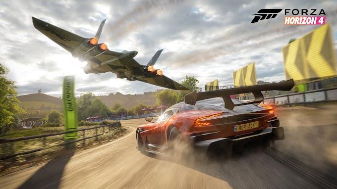 Forza Horizon 4 İndir - Full Türkçe