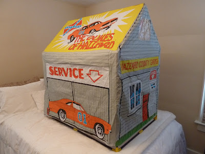 The Elusive Arco Dukes of Hazzard Playhouse Cooter's Garage Tent