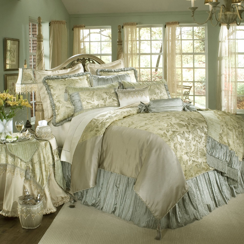 """Designer Luxury Bedroom: """"An Affection For Staging"""": MLS Monday--It's"""