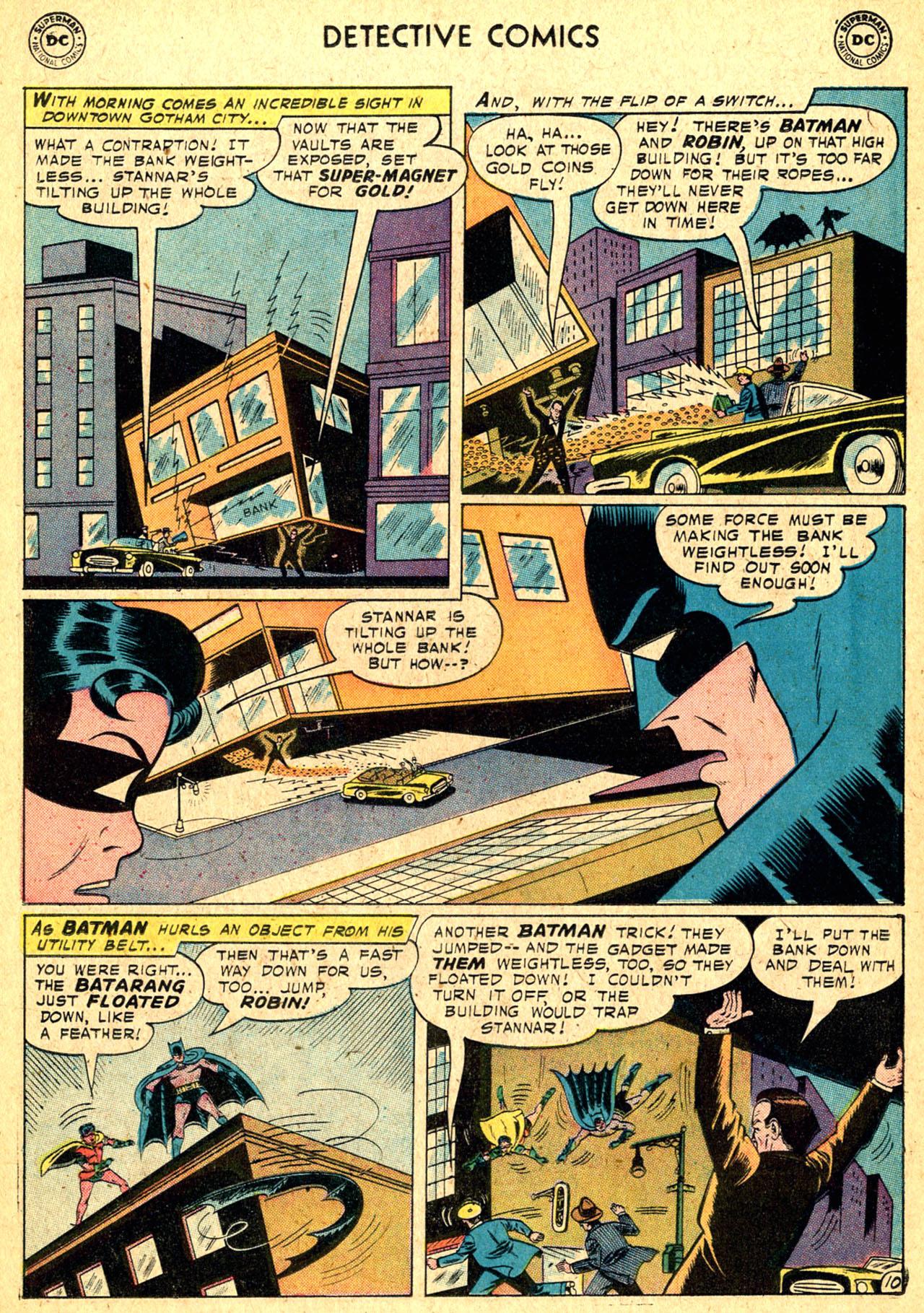 Read online Detective Comics (1937) comic -  Issue #250 - 12