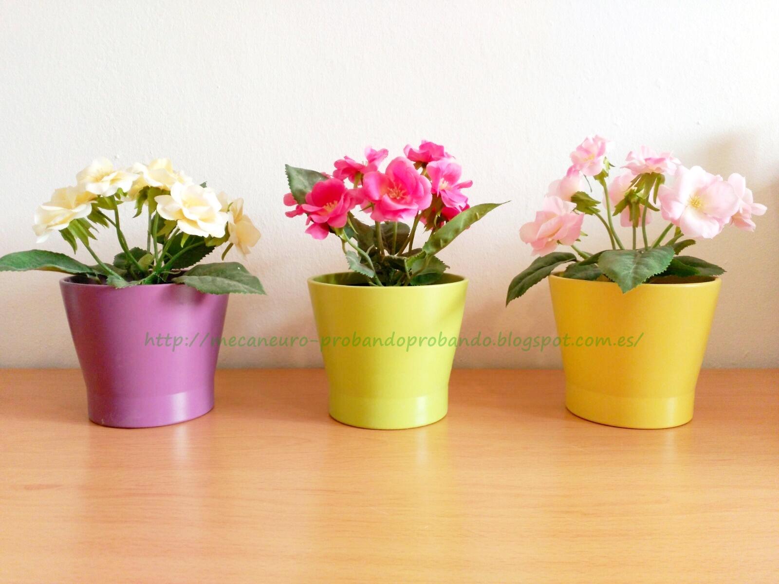 Probando probando fejka la planta artificial de ikea - Ikea plantas artificiales ...