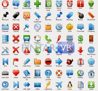 Download Paket Icon untuk Program Visual Basic 6.0