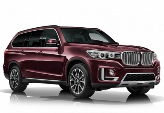 2017 Bmw X7 Suv Specs Review Redesign Release Date