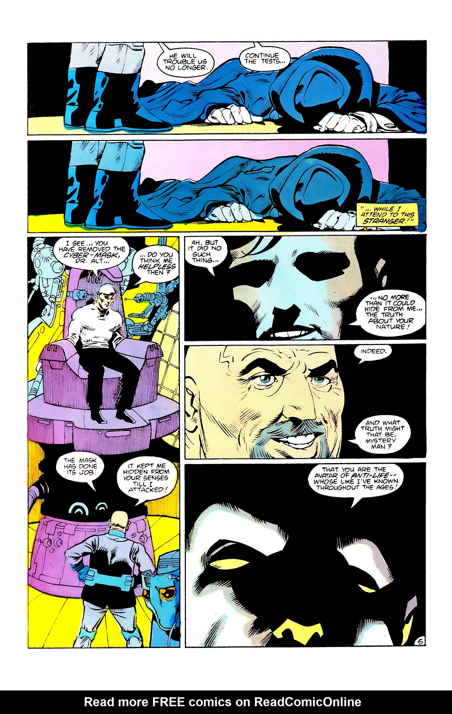 Read online Secret Origins (1986) comic -  Issue #10 - 31