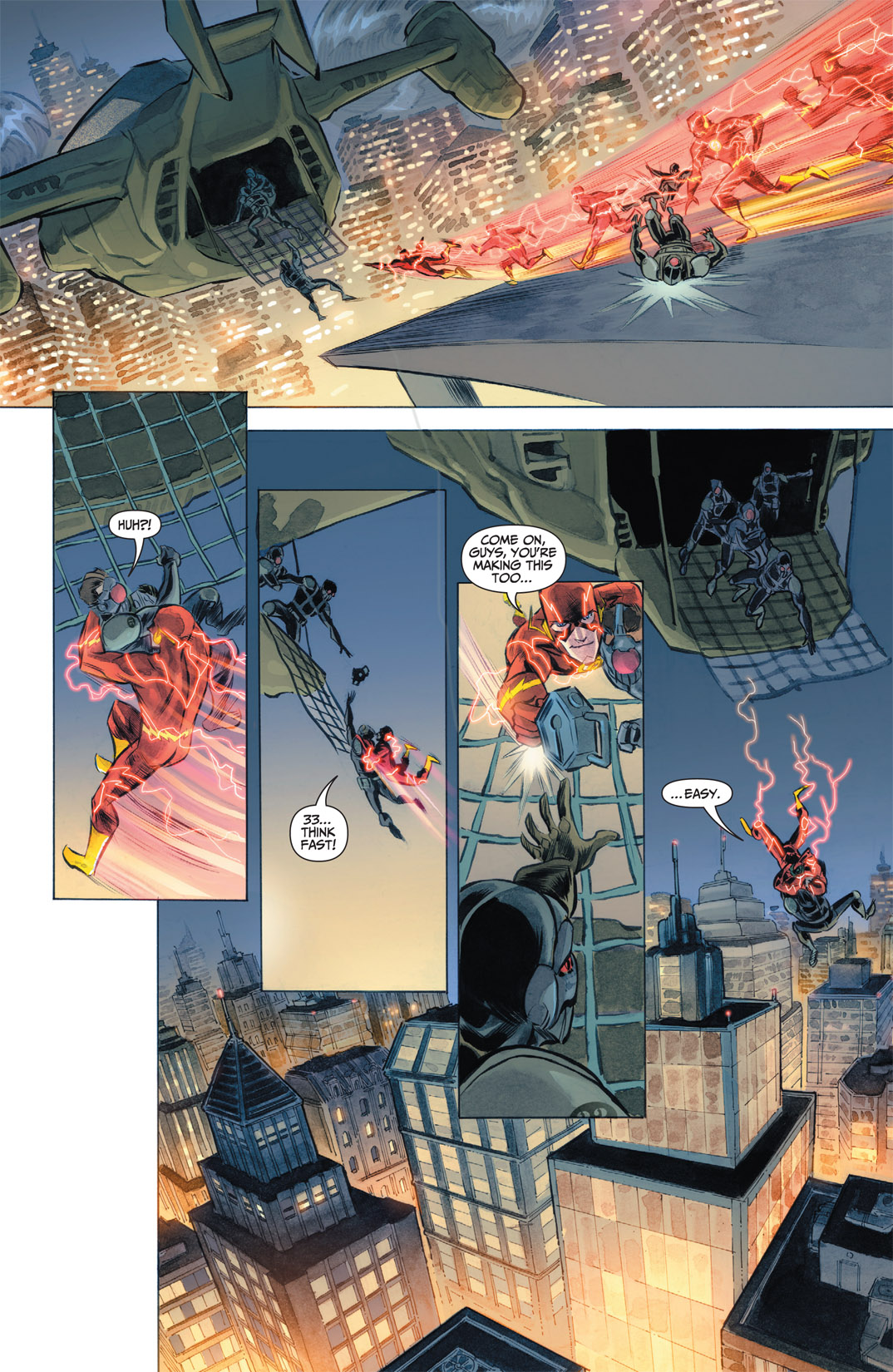Read online The Flash (2011) comic -  Issue #1 - 9
