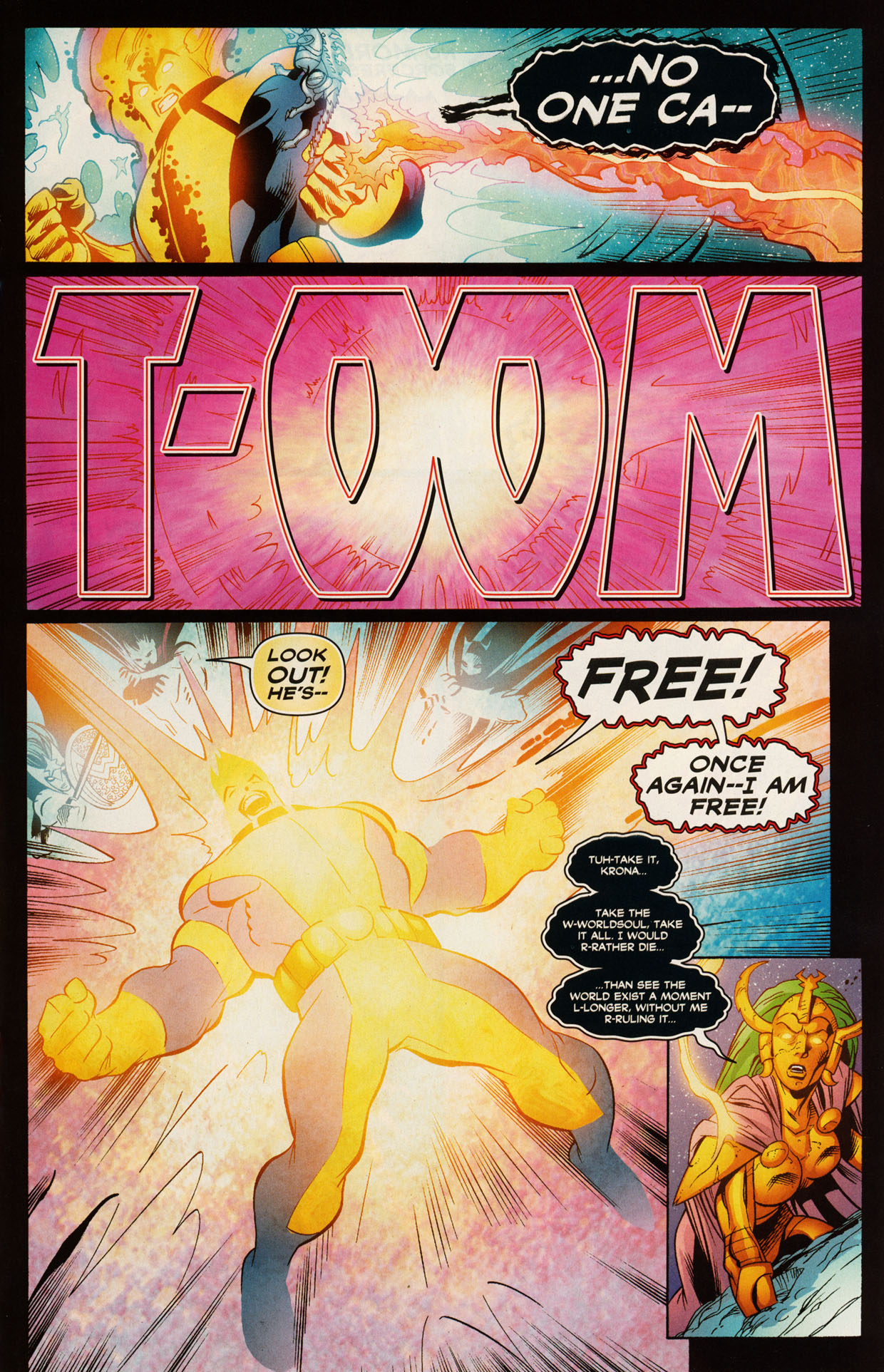 Read online Trinity (2008) comic -  Issue #49 - 13