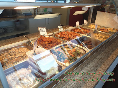 Vangie's Kitchen - Pinoy Foods
