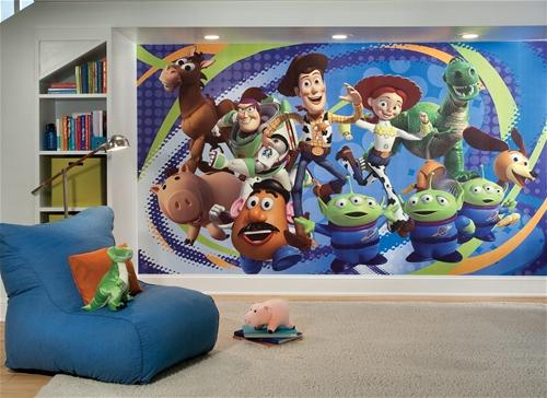 Lastenhuone Tapetti Lasten Tapetti Toy Story lastenhuone tapetti valokuvatapetti lapsia