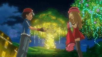 Capitulo 11 Temporada 18: ¡Bajo el árbol de la promesa!
