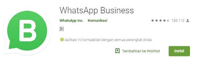 Whatsapp Business Membuat Bisnis Anda Lebih Maju