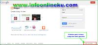 blogger login