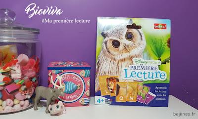 Ma première Lecture by Bioviva