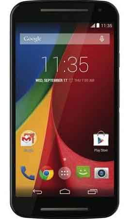 Motorola Moto G (2nd Gen.) - Dual-Sim - 8 GB - Black - Unlocked - GSM