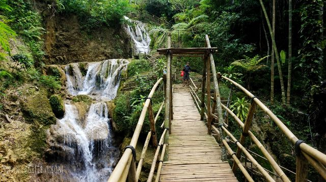 Taman Sungai Mudal Kulon Progo