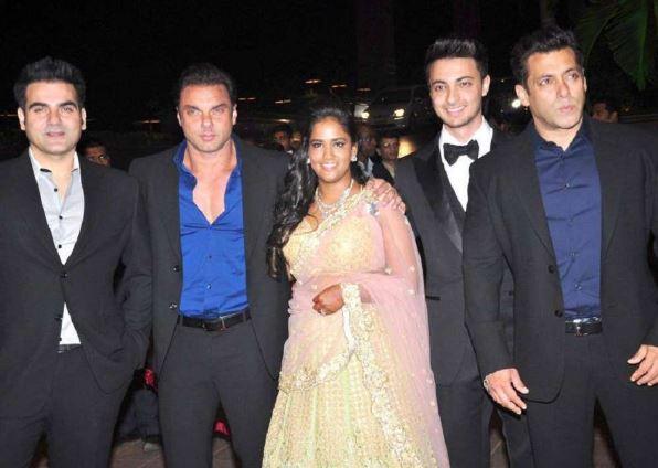 arpita khan-back to bollywood