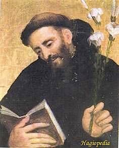 blaženi Frančišek Patrizi - duhovnik in redovnik
