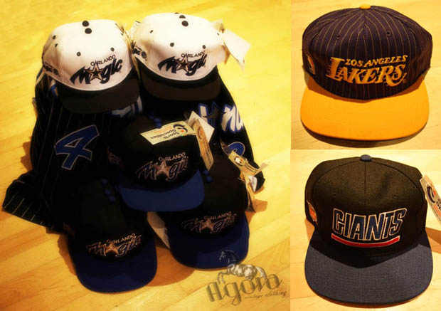 5ebf84d8 A Concise History of Sports Specialties and The Script Snapback ...