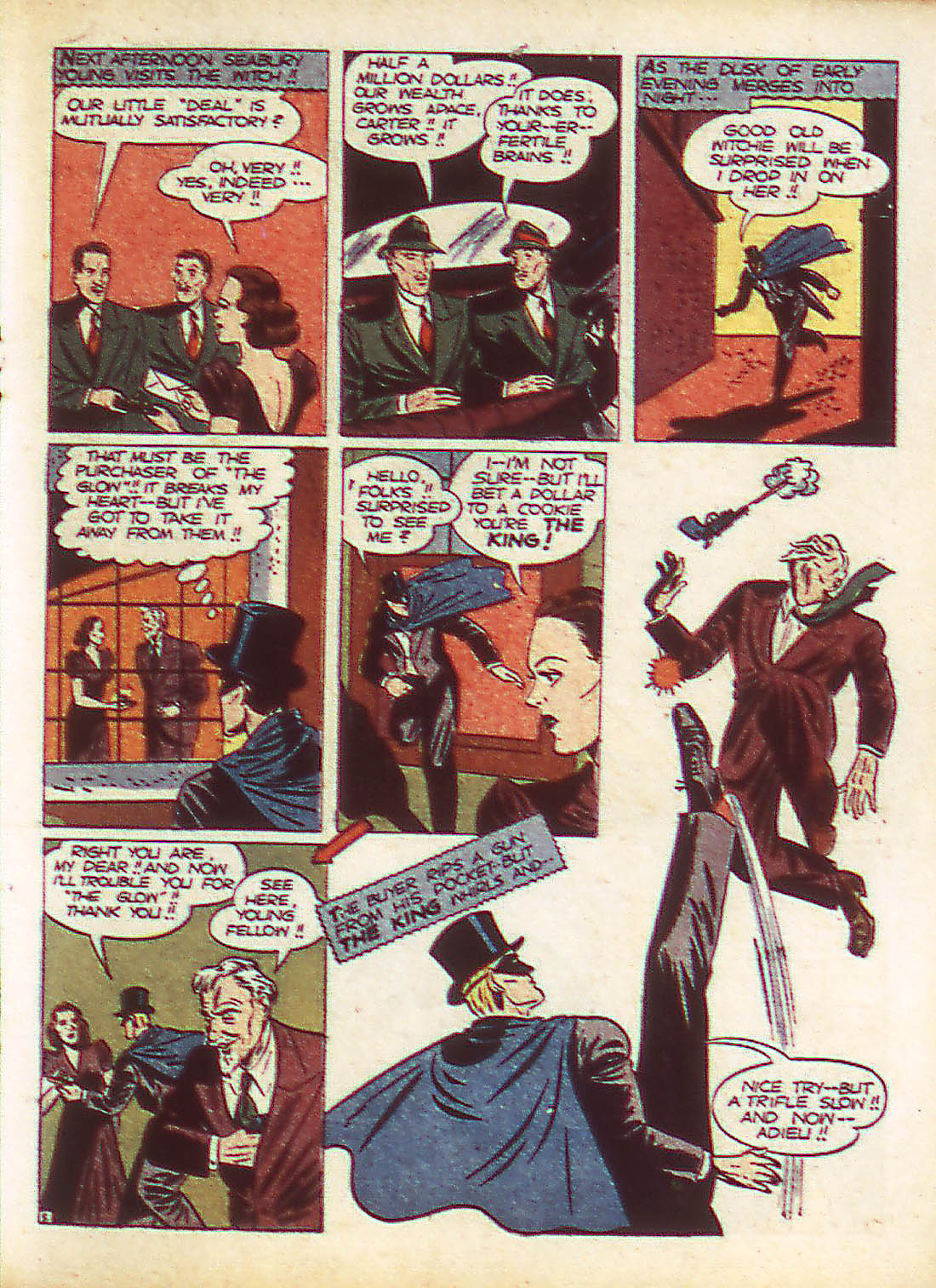 Flash Comics issue 22 - Page 35