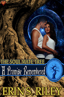 The Soul Mate Tree, A Promise Remembered, Erin S. Riley, TBR, #MarvelousMonday, On My Kindle Book Reviews