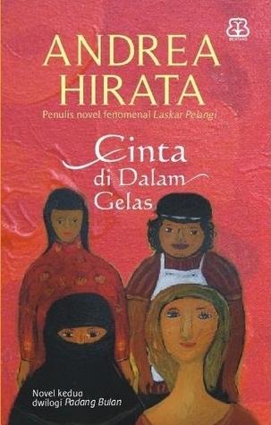 Ebook Novel Cinta di Dalam Gelas (Padang Bulan #2) oleh