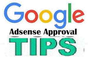 Adsense Tips, Adsense Approval, Blog Ads Approval, Google Ads