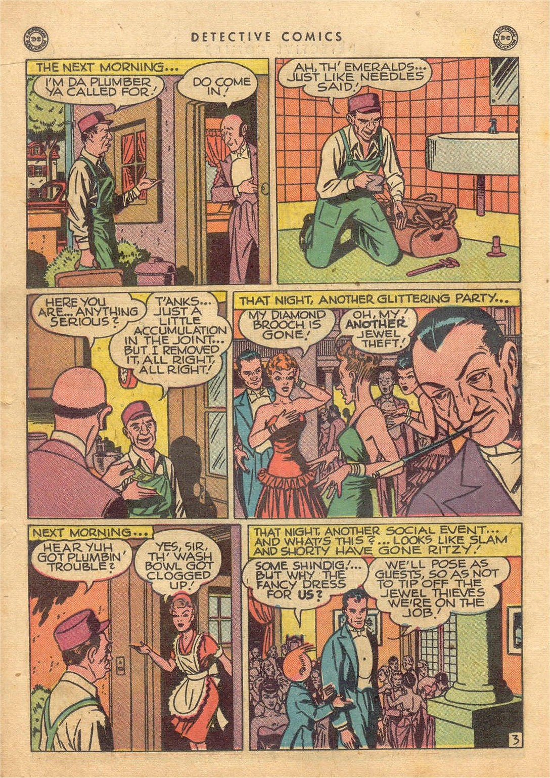 Detective Comics (1937) 132 Page 17