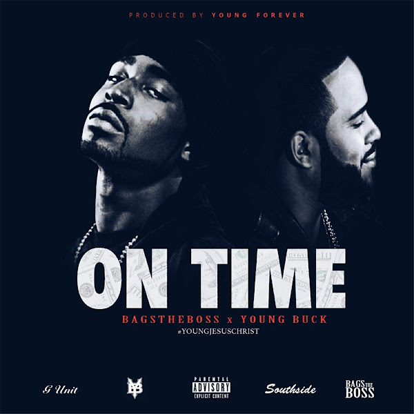 Bagstheboss - On Time (feat. Young Buck) - Single Cover