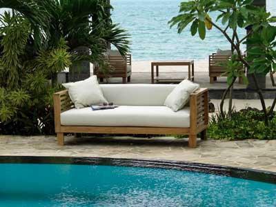 Imbottiture per cuscini e divani tappezzeria for Divani arredo giardino