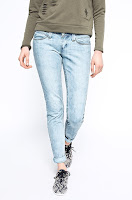 Jeansi 15436 Revel Low Skinny Stripped Down • Levi's