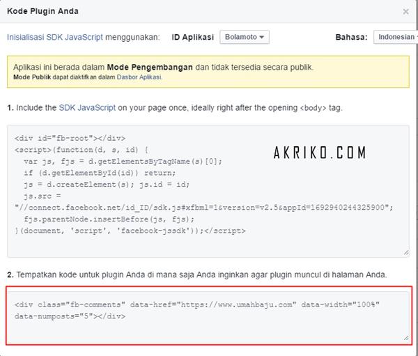 Cara Membuat Laman Testimoni Facebook pada Toko Online