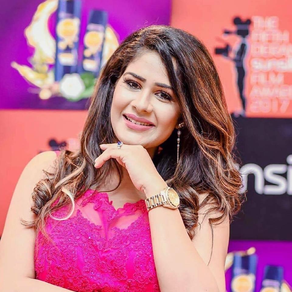 Actress  Models Maheshi Madushanka - Sri Lankan -6430