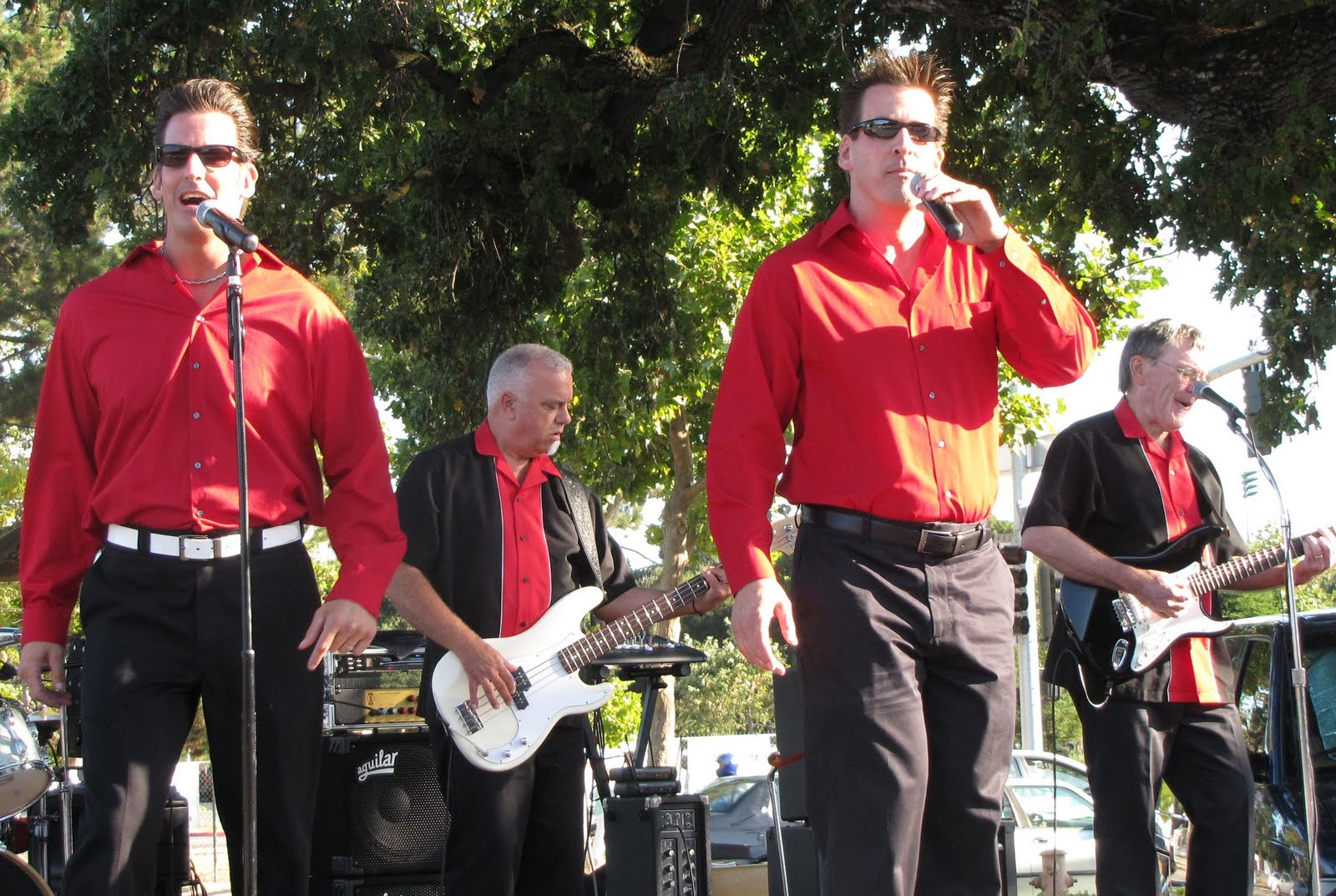Celebrity Gems Entertainment: 50's Rock and Roll band turns