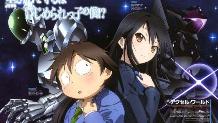 Accel World BD (Episode 01 – 24) Subtitle Indonesia