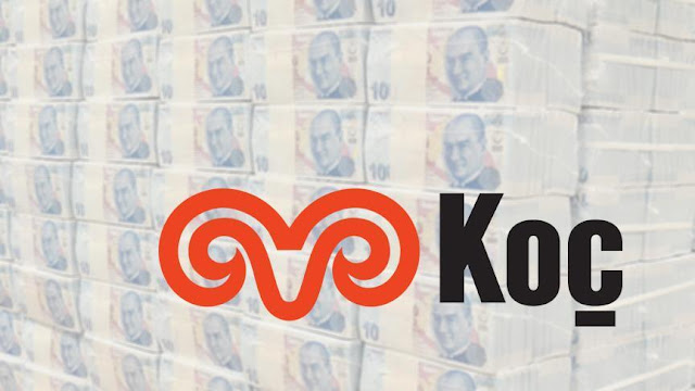 Koc Holding's 9-month profits reach nearly $1B