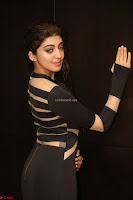 Pranitha Subhash in a skin tight backless brown gown at 64th Jio Filmfare Awards South ~  Exclusive 130.JPG