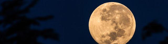Super Lua - 1 de janeiro